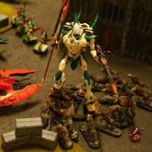 Renegade Open GT 2016 Army Selection