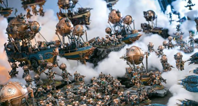 Age of Sigmar Charity Army