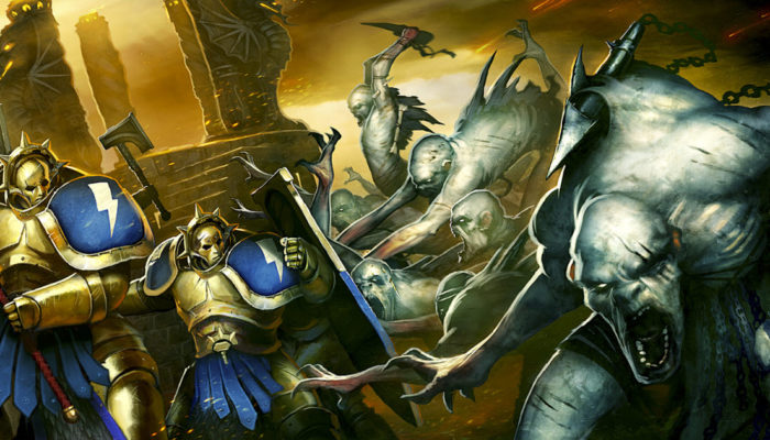 The Age of Sigmar Spring ConFlagration Player Packet